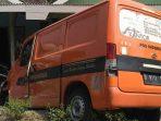 Mobil PT Pos Alami Kecelakaan, Dua Orang Tewas