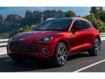 Aston Martin merilis Sport utility Vehicle (SUV) pertama