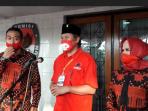 Naik Becak, Anak Wali Kota Magelang Daftar Pilkada 2020