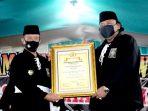 Wali Kota Tegal Dikukuhkan Jadi Warga Kehormatan PSHT Pusat Madiun