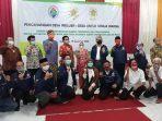 Ganjar Pranowo Canangkan Desa Inklusif Kagama Bersama Menteri Desa PDTT di Sukoharjo