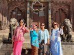 Ingin Kebaya Mendunia, Perempuan Berkebaya Indonesia Gelar Kongres