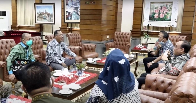 Pjs Walikota Semarang, Tavip Supriyanto