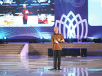 Ganjar Ungkapkan Harapan pada Muhammadiyah Lewat Puisi