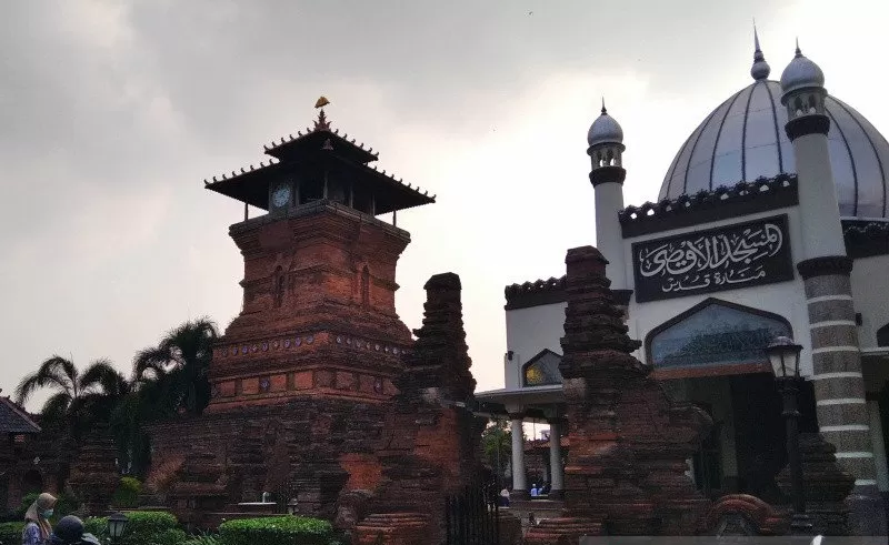 Menara Kudus, Jawa Tengah