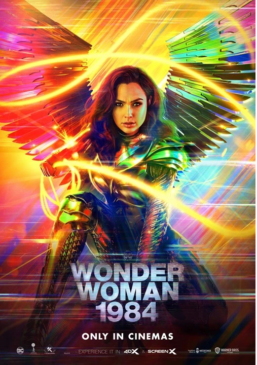 film Wonder Woman 1984