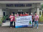 Natal di Tengah Pandemi, WOM Finance Berbagi Kasih Natal di Panti Wredha
