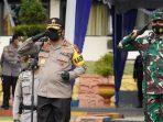 Kapolda Jateng dan Kasdam IV DIponegoro Buka Latihan Gabungan TNI-Polri se-Solo Raya di Mako Brimob Gunung Kendil Boyolali