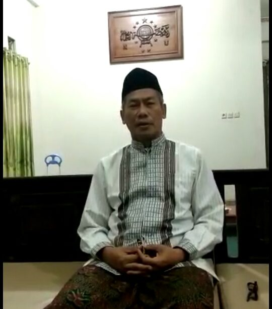 Pengasuh Ponpes Rhoudhotul Thulab Prajeksari Tempuran Kab. Magelang KH Said Asrori