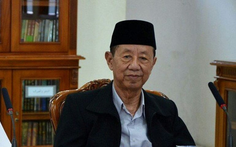 Ketua MUI Jateng Dr. KH. Ahmad Darodji, M.Si