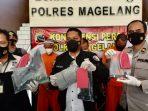 Tim Resmob Polres Magelang Tangkap 3 Orang Pelaku Pencurian Dengan Modus Pecah Kaca Mobil, 1 Orang Masih DPO