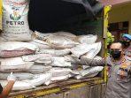 Satreskrim Polres Blora Amankan Pelaku Penyimpangan Pupuk Subsidi