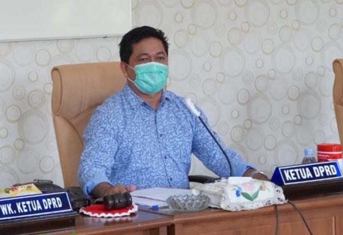 Ketua DPRD Kabupaten Pati Ali Badrudin