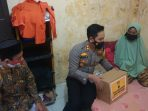 Kapolres Banjarnegara Beri Bantuan Nenek Viral Yang Mencuri Di Pasar Mandiraja