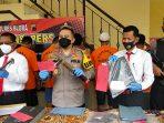 Beraksi Di 5 TKP Berbeda, 3 Orang Pelaku Curat Akhirnya Di Bekuk Satreskrim Polres Blora