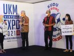 Bank Jateng Dukung Penuh Penyelenggaraan UKM Virtual Expo 2021