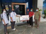 Bank Jateng Cabang Sukoharjo Beri Bantuan Sembako kepada Masyarakat Terdampak Covid-19