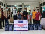 Kepedulian Bank Jateng Cabang Pemalang di masa pandemi Covid-19