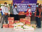 Uluran Tangan Bank Jateng Cabang Pemalang Untuk Korban Banjir di Kecamatan Ulujami