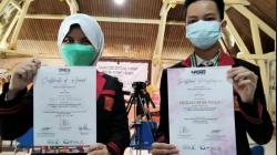 Raih Medali Emas di Ajang AISEF, Dua Pelajar Kudus Harumkan Nama Indonesia