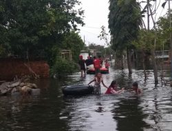Sudah Sebulan, Masih Terendam Banjir