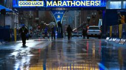 Boston Marathon 2021