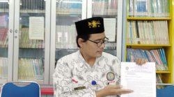 Ketua PGSI Demak M Noor Salim