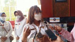 Direktur Utama RSUD Wongsonegoro Susi Herawati