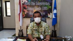 Ketua Pengurus Kabupaten PGRI Kudus Ahadi Setiawan