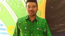 Ketua Pimpinan Cabang Persatuan Guru Nahdlatul Ulama (Pergunu) Kabupaten Pati Agus Sukari