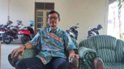 Teguh Gunawarman Kepala Dinas DPMPTSP Naker Kabupaten Rembang