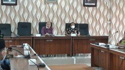 Ketua DPRD Demak Sri Fahruddin Bisri Slamet