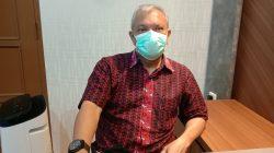 Ketua IDI Kota Semarang, dr. Elang Sumambar