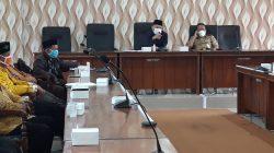 Ketua DPRD Kabupaten Demak, Sri Fahruddin Bisri Slamet