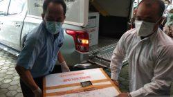 Vaksin Covid-19 tiba di Dinkes Bantul, DIY