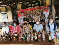 Tiga Mahasiswa Asal Papua MD Setelah Minum Miras Dioplos, Kapolres Salatiga Bantu Transportasi Mengantar Ke 3 Jenazah Ke Semarang