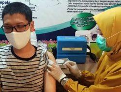Penerima Vaksin Capai 5.567.280 orang