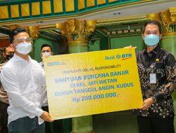 Bantuan Mengalir, H.M Hartopo: Terimakasih Atas Perhatian Pihak Terkait