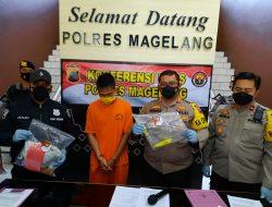 Pembunuhan di Hotel Syailendra, Polres Magelang Bergerak Cepat Datangi TKP