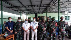 Pengelolaan Dana Dukungan Operasional Babinsa, Kodim 0727 Karanganyar jalin kerjasama dengan Bank Jateng KC Karanganyar