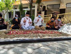 Di Jombang, UIN Walisongo Ziarah ke Makam Para Pendiri Nahdlatul Ulama