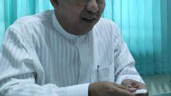 Wakil ketua MUI Jawa Tengah Prof. Dr. H. Ahmad Rofiq, MA.