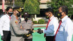Kapolres Pati AKBP Arie Prasetya Syafa'at