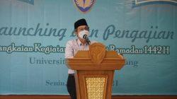 Rektor UPGRIS Dr. Muhdi