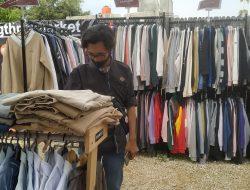 Fenomena Thrifting di Kabupaten Rembang Mulai Marak