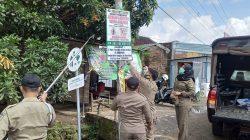 Patroli Satpol PP Kabupaten Kudus