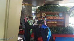 Rektor UMK Prof. Dr. Ir. Darsono, M.Si