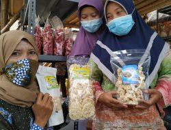 Produksi Rengginang Desa Pasarbanggi Mampu Bangkit ditengah Pandemi Covid-19