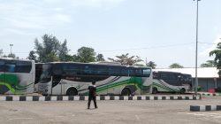 : Bus di Terminal Tipe A Pemalang
