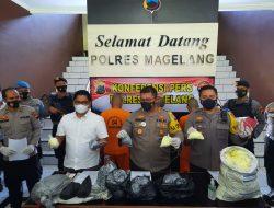 Penjual Bahan Peledak Diancam Hukuman Mati